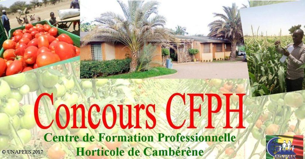 CFPHC Centre de Formation Professionnel d horticulture de camberene